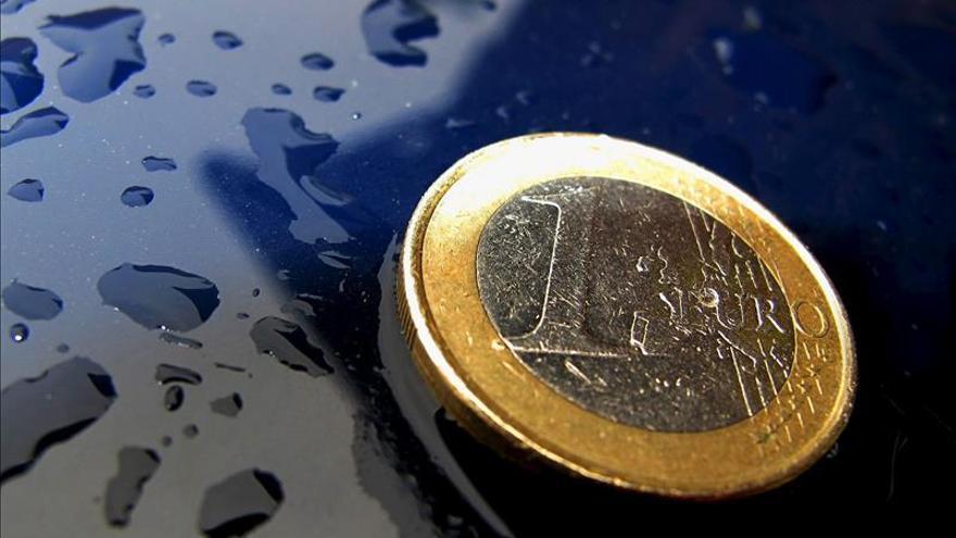 El euro sube en la apertura hasta los 1,1285 dólares en Fráncfort