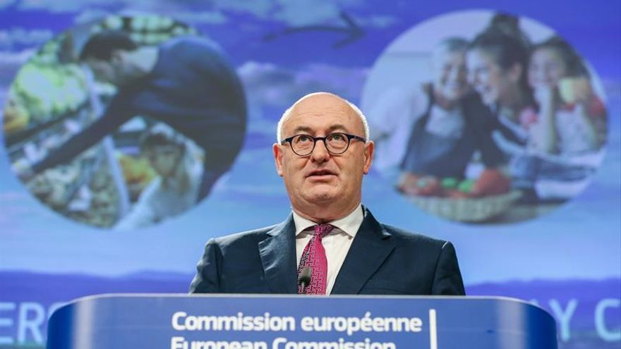 La UE quiere cubrir las necesidades alimentarias de China