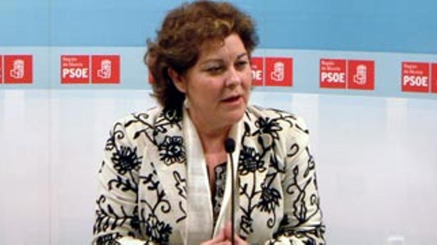 Teresa Rosique, exdiputada socialista y luchadora incansable contra la corrupción