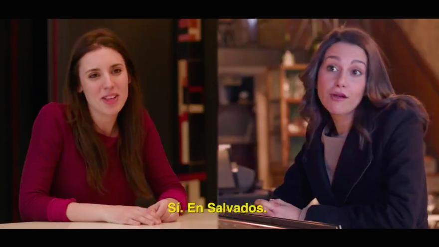 Salvados vuelve el próximo domingo con un cara a cara de Irene Montero e Inés Arrimadas