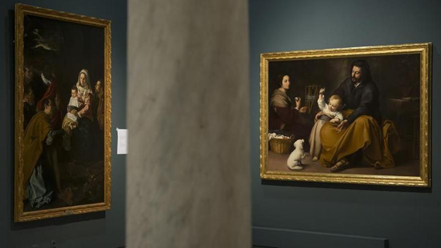 Sevilla desembala el espíritu común de la obra de Velázquez y Murillo