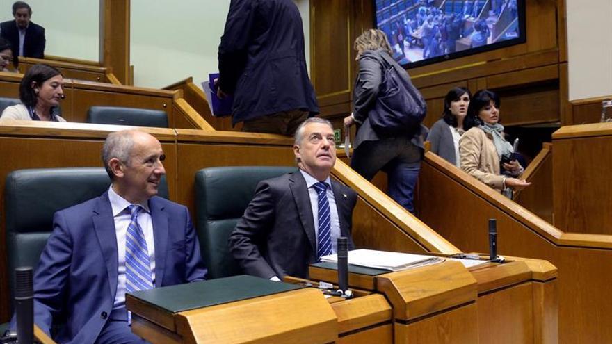 """Urkullu rechaza """"regates en corto"""" y aboga por referéndum pactado en Cataluña"""