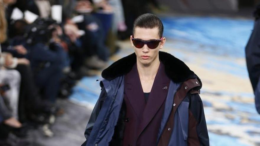 Louis Vuitton evoca a Sudamérica en su colección masculina