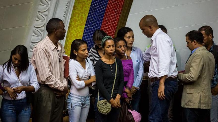 El Parlamento venezolano aprueba investigar asesinatos cometidos por militares