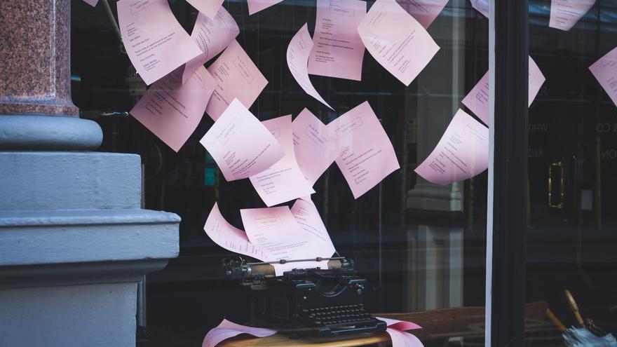 ¿Escribir notas confidenciales con una máquina de escribir? Alemania y Rusia se lo plantearon (Imagen: Pexels)