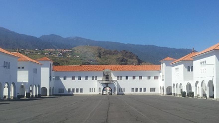 Imagen de archivo del Acuartelamiento El Fuerte