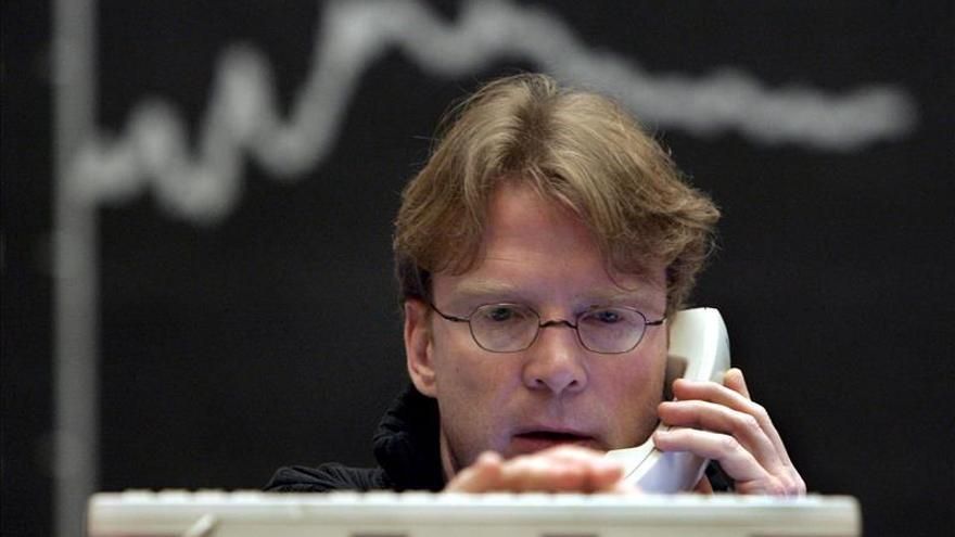 La Bolsa de Fráncfort baja un 0,17 % en la apertura
