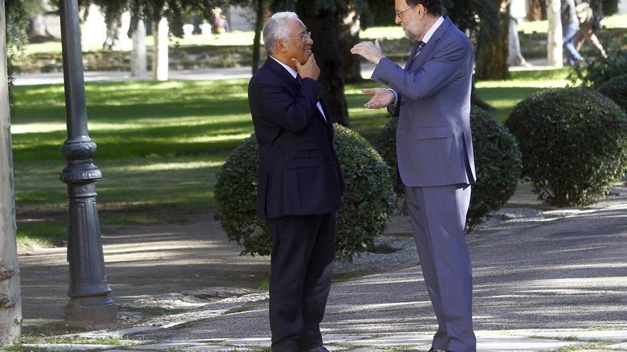 Rajoy y António Costa, el pasado 14 de noviembre en La Moncloa
