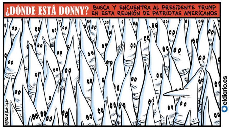 ¿Dónde está Donny?