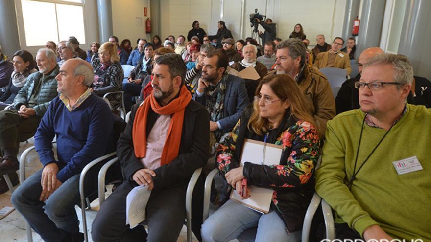 Asistentes a una asamblea regional de Equo celebrada en Córdoba | TONI BLANCO