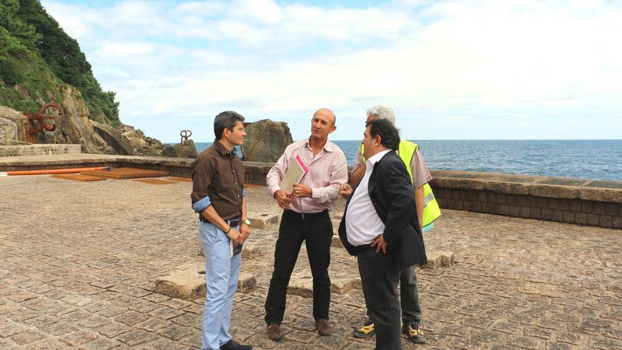 El Peine del Viento de San Sebastián se reabrirá este fin de semana tras un año de obras