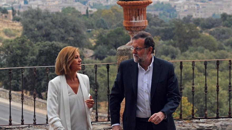 Rajoy recorre el jueves pueblos de cuatro provincias de Castilla-La Mancha acompañado por Cospedal
