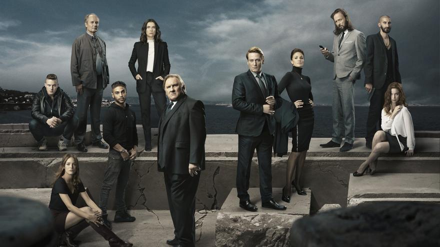 Los mejores actores y actrices franceses se dan cita en 'Marseille', la nueva serie original de Netflix.