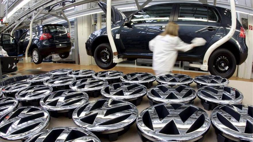Volkswagen vende hasta octubre 4,88 millones de coches, 3,4 por ciento más