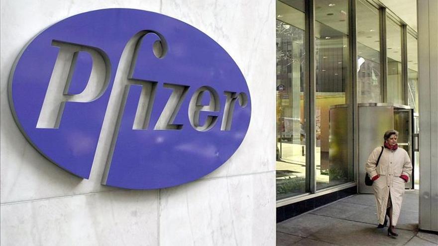 Pfizer gana 19.435 millones hasta septiembre gracias a la separación de Zoetis