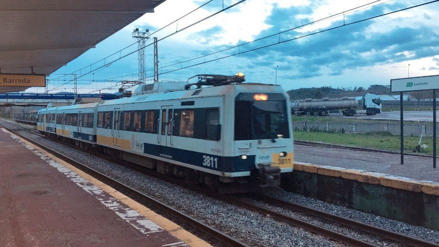 Renfe Cercanías reduce un tercio sus servicios durante el estado de alarma