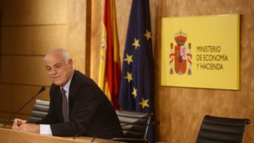 El Secretario De Estado De Economía, José Manuel Campa