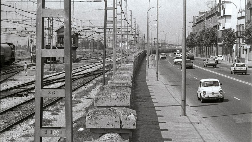 Muro de Torneo. Paco Cazalla
