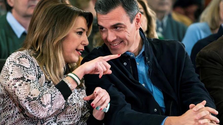 Sánchez dice que los cordones sanitarios al PSOE los quitarán las urnas