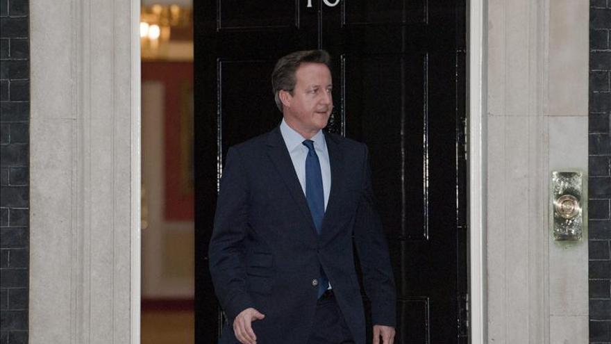 """Cameron expresa su apoyo a la """"unidad"""" de España"""