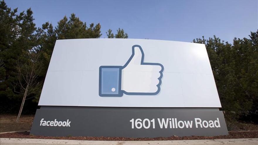 El beneficio neto de Facebook creció el 6,8 por ciento en el primer trimestre de 2013