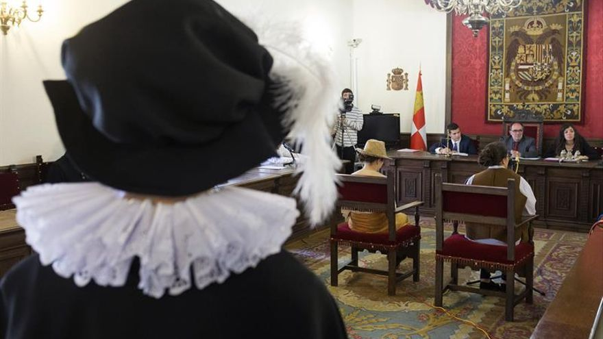 La Audiencia de Ávila 'declara' inocente al Lazarillo de Tormes