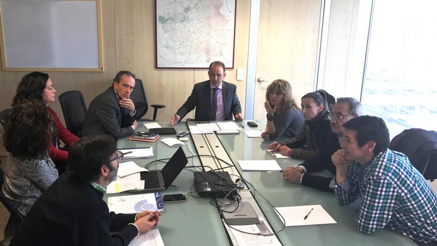 Reunión con Plataforma de Afectados por la Hepatitis C / JCCM