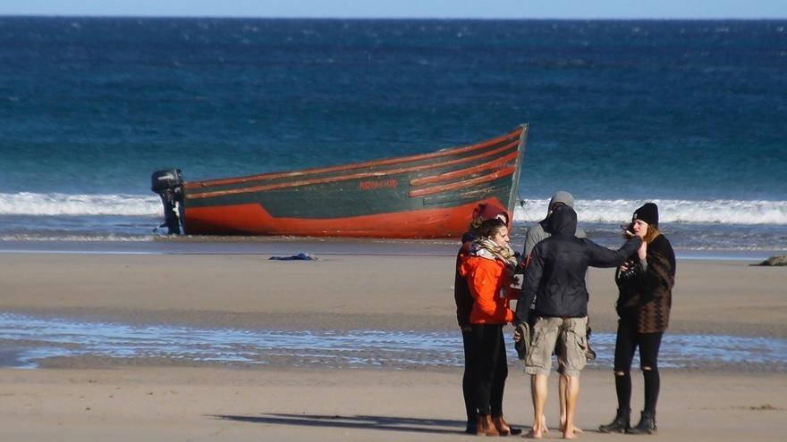 Patera arribada a Lanzarote