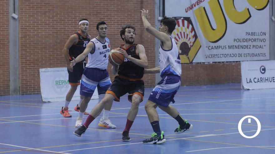 Lance de un partido del Ciudad de Córdoba.