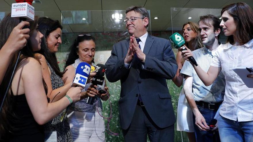 """Puig insta a Rajoy a no creer que la mayoría absoluta le vendrá """"sobrevenida"""""""