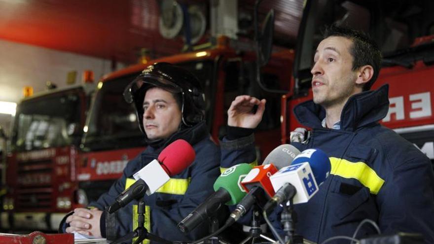 """Los bomberos de Madrid ven una """"campaña de intoxicación"""" contra el detenido"""