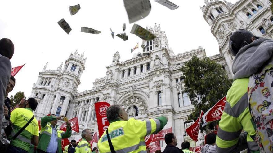 Los trabajadores afectados por un ERE disminuyeron un 20,4 por ciento hasta noviembre