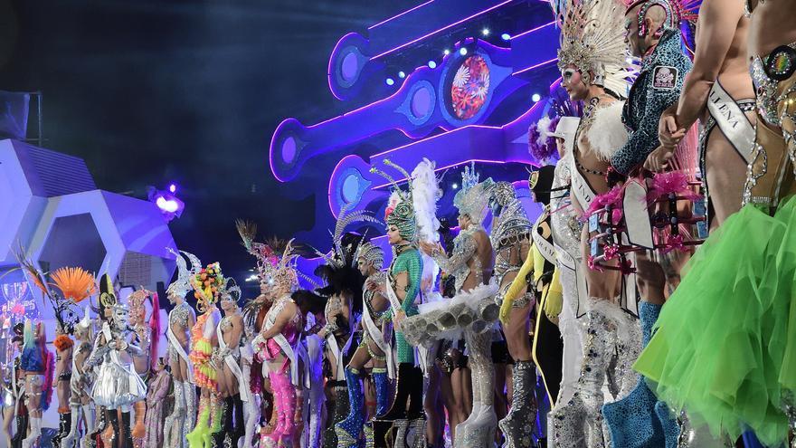 Gala preselección Drag Queen de Las Palmas de Gran Canaria
