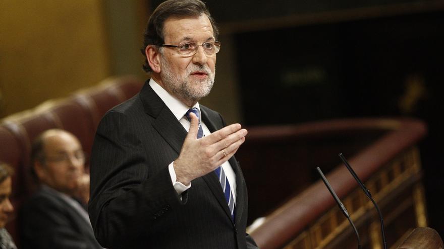"""Sánchez ataca a Rajoy con Bárcenas y el presidente responde que no da la talla y lo llama """"patético"""""""