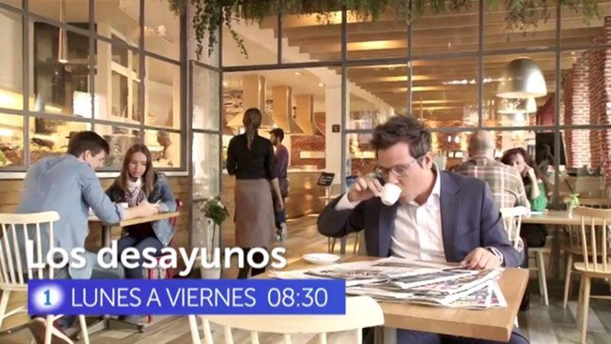 Multa de 203.000 euros a TVE por exceso de autopromociones