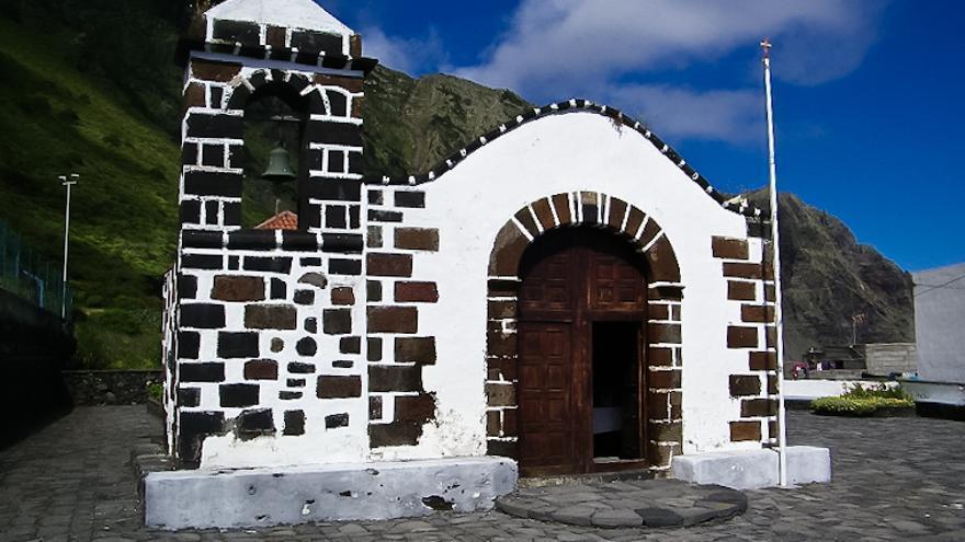 Iglesia de la Consolación, en Sabinosa.