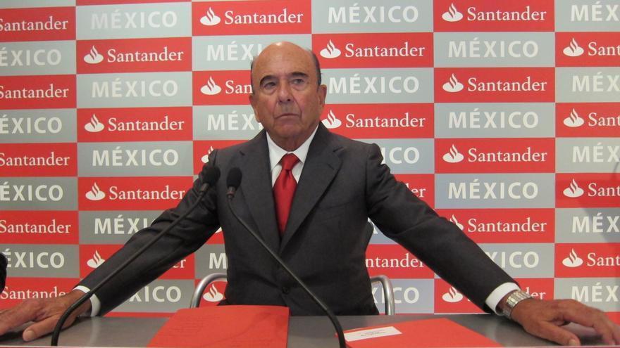 (Ampl.) Santander culmina la colocación de su filial en México, valorada en 12.782 millones