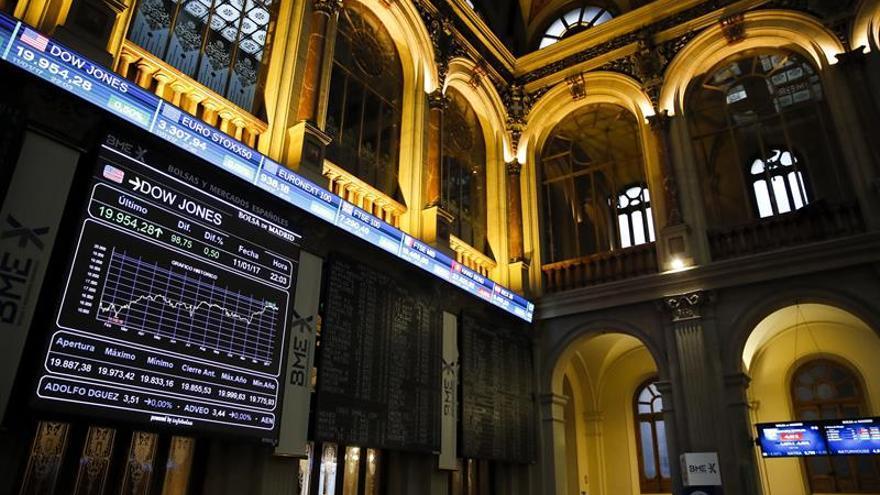 La Bolsa española sube un 0,40 por ciento en la apertura