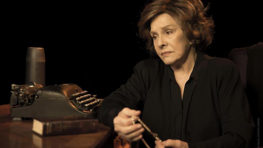 La actriz Lola Herrera, en 'Cinco horas con Mario'