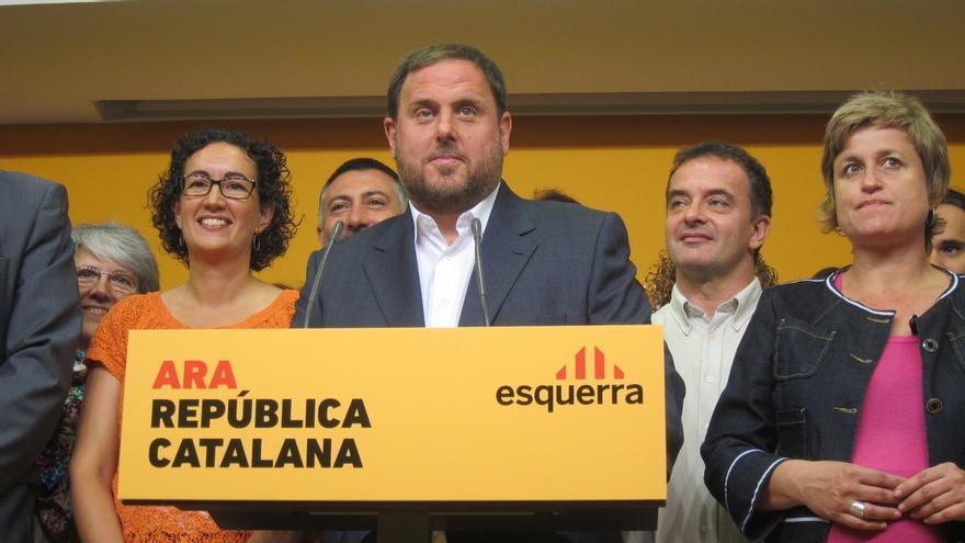 ERC se apoya en las escisiones del PSC para darse impulso en las grandes ciudades