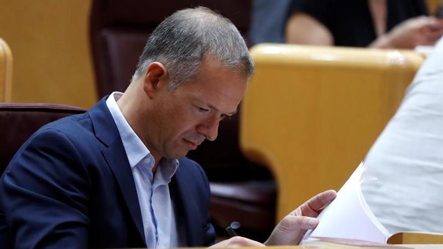 El PSOE pide que el Gobierno informe al Senado de la aplicación del 155