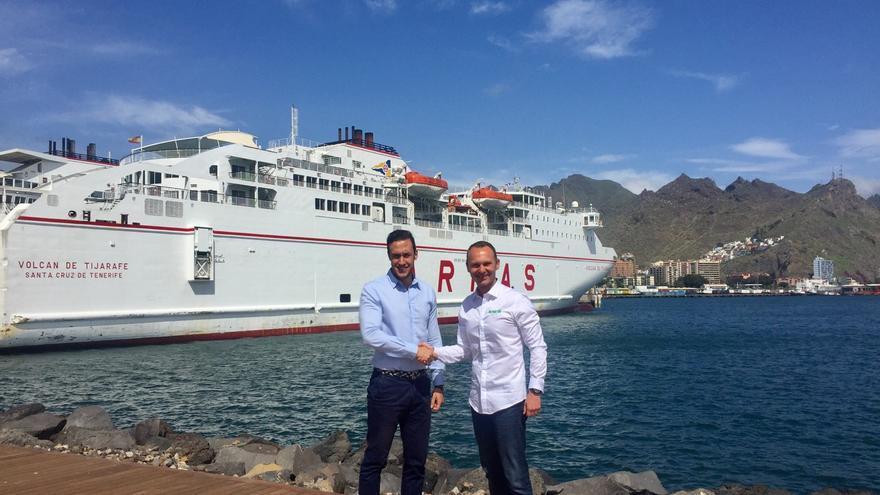 Naviera Armas facilitará el transporte a La Palma para la Reventón Trail.