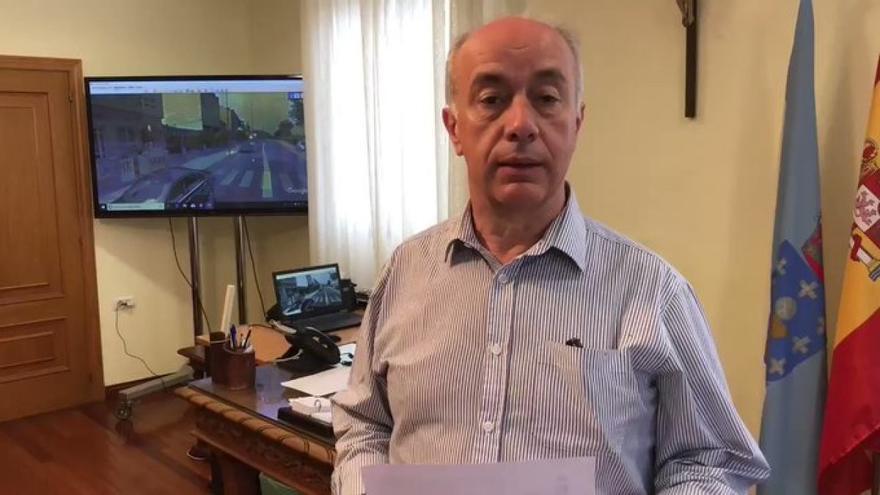 Gonzalo Durán, alcalde de Vilanova de Arousa por el PP