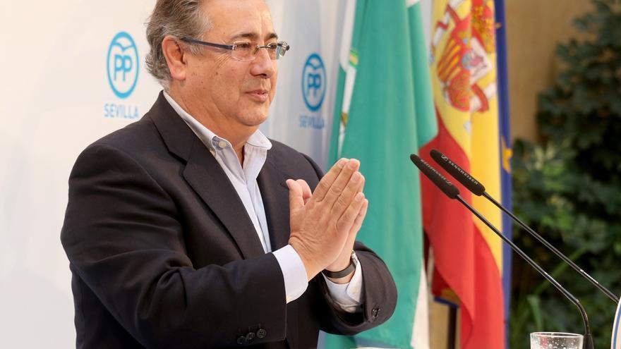 """Zoido llama a PP-A a """"cerrar filas"""" en torno a Moreno por si hay elecciones andaluzas """"en unos meses o el año que viene"""""""