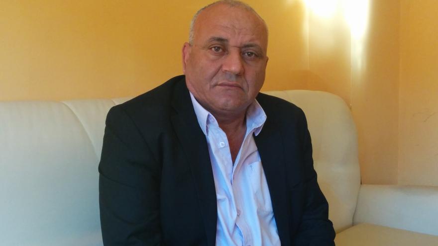 El historiador palestino Mustafa Kabha. | Foto: L. O.