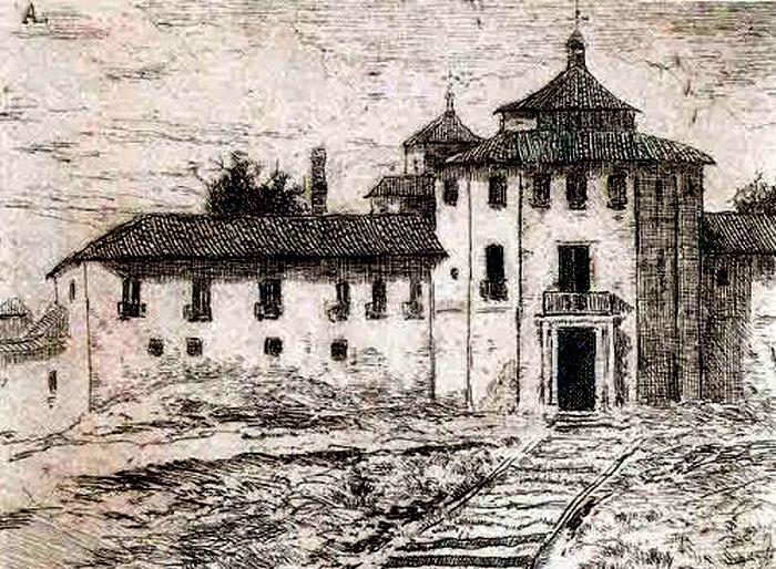 Real Fábrica de Tapices de Santa Bárbara, en la zona del Campo del Tío Mereje | http://www.entredosamores.es/