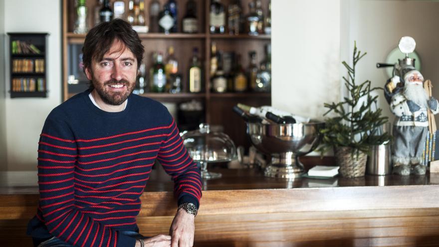 Daniel Sánchez Arévalo ha sido finalista de la última edición del Premio Planeta. | JOAQUÍN GÓMEZ SASTRE