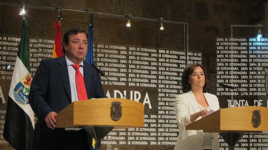 """Santamaría: """"Si algún día alguien es capaz de firmar la ley del referéndum, tendrá más motivos de tacha que artículos"""""""