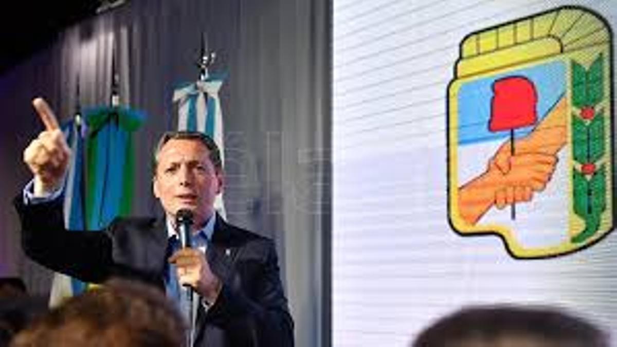 Fernando Gray, intendente de Esteban Echeverría, es también vicepresidente del PJ bonaerense con mandato hasta el 17 de diciembre.