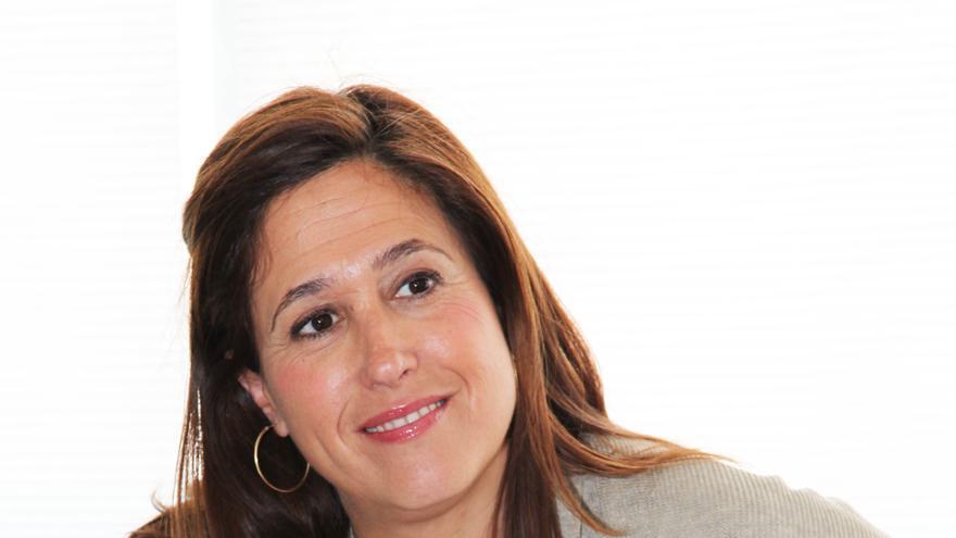 Rosa Romero, candidata al Congreso de los Diputados del PP por Ciudad Real